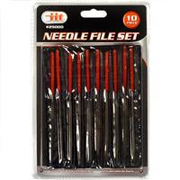 Wholesale 10PC Needle File Set