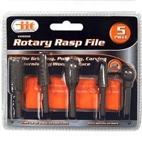 Wholesale 5PC Rotary Rasp File Set