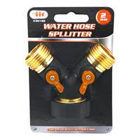 Wholesale 2-WAY WATER HOSE CONNECTOR