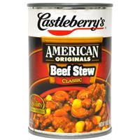 Wholesale Castleberry Beef Stew