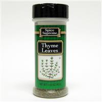 Wholesale Spice Supreme Thyme Leaves