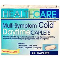 Wholesale Health Care APAP Multi-Symptom Cold Daytime Non Dr