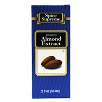 Wholesale Spice Supreme Almond Extract