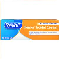 Wholesale Rexall Maximum Strength Hemorrhodial Cream (Preparation H Max Strength