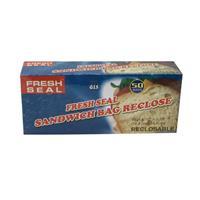 Wholesale Fresh Seal Sandwich Bags Reclosable