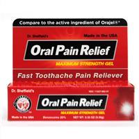Wholesale Sheffield Oral Gel - Adult