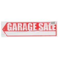 Wholesale GARAGE SALE SIGN w/ ARROW