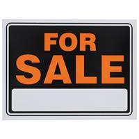 Wholesale 9x12 FOR SALE SIGN- 2 COLOR