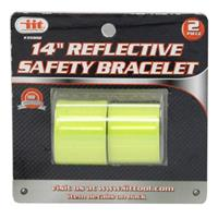 Wholesale 2pc REFLECTIVE SAFETY BRACELET