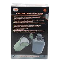 Wholesale Canteen Cup & Pouch Set