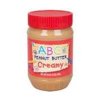 Wholesale ABC PEANUT BUTTER CREAMY