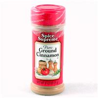 Wholesale Spice Supreme Cinnamon Ground