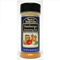 Wholesale Spice Supreme Hamburger Seasoning