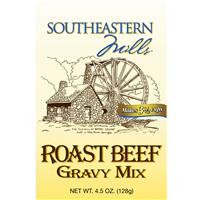 Wholesale SouthEastern Mills Roast Beef Gravy Mix  - Makes 3
