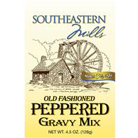 Wholesale SouthEastern Mills Old Fashion Pepper Gravy - 3.5