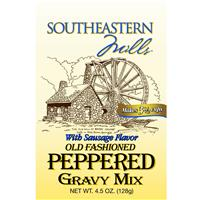 Wholesale SouthEastern Mills Old Fashioned Peppered Gravy wi