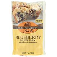 Wholesale SouthEastern Mills Blueberry Muffin Mix