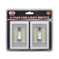 Wholesale 2pk COB LIGHT SWITCH