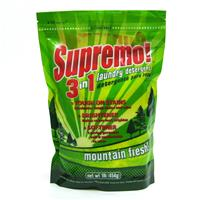 Wholesale Detergent Powder Supremo! 3n1 Laundry Detergent-Mountain Fresh