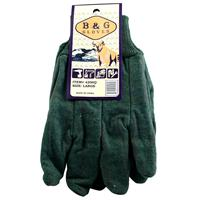 Wholesale Green Chore Heavy Duty Work Glove