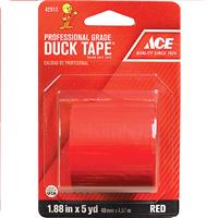 "Wholesale Z1.88"""" x 5YD DUCK TAPE RED"