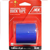 "Wholesale 1.88"" x 5YD DUCK TAPE BLUE"