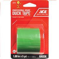 "Wholesale 1.88"" x 5YD DUCK TAPE GREEN"