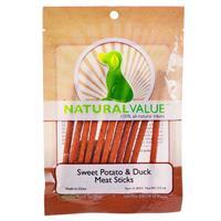 Wholesale Sweet Potato & Duck Meat Sticks Dog Treats