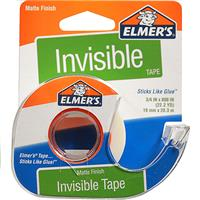 "Wholesale Elmer's Invisible Tape 3/4""  800""."