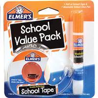 Wholesale Elmer's Glue & Tape Value Pack