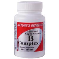 Wholesale Nature's Benefits Super B Complex