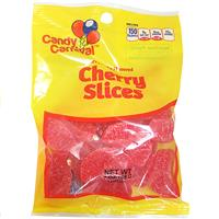 Wholesale Carnival Candy Cherry Slices - peggable