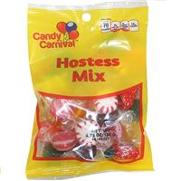 Wholesale Candy Carnival Hostess Mix - peggable bags