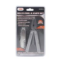 Wholesale zMULTI-TOOL AND KNIFE SET
