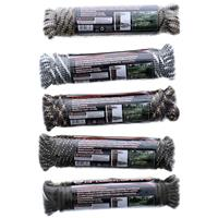 "Wholesale 1/4"""" Camouflage Rope 50'"