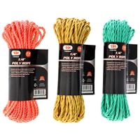 """Wholesale 72' X 1/4"""" Poly Rope"""