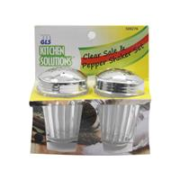 Wholesale SALT & PEPPER SHAKER SET CHROM