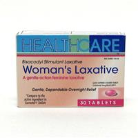 Wholesale Health Care Women's Laxative Tablets  (Correctol)