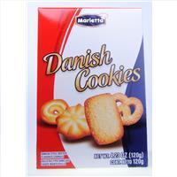 Wholesale Marietta Danish Style Cookies