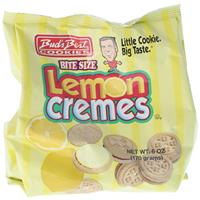 Wholesale Buds Best Bag Cookies Lemon Cremes