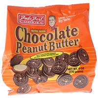 Wholesale Buds Best Bag Cookies Chocolate Peanut Butter Crem