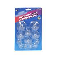 Wholesale 12pc SUCTION CUP ASSORTMENT