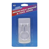 Wholesale Broom and Tool Hook - Reusable.