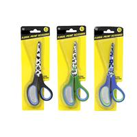 "Wholesale 7.5"" FLORAL PRINT SCISSORS"
