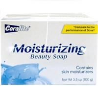 Wholesale 2 pack Coralite Moisturizer Soap 3.5 oz (Dove)