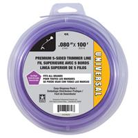 """Wholesale 100'x.080"""" 5 SIDED TRIMMER LINE"""