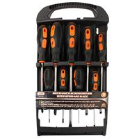 Wholesale 9PC MECHANICS SCREWDRIVER WITH RACK