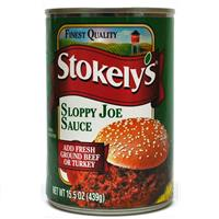 Wholesale Stokely's Sloppy Joe Sauce