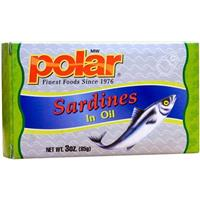 Wholesale Polar Sardines in Oil