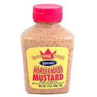 Wholesale Crowning Touch Horseradish Mustard